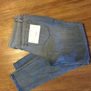 Ann Taylor Loft Relaxed Skinny Jeans 8P